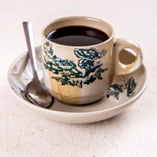 Kopitiam drinks: kopi-o