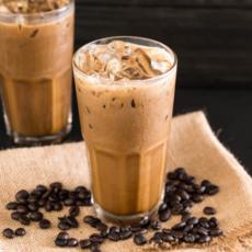 Kopitiam drinks: kopi-peng