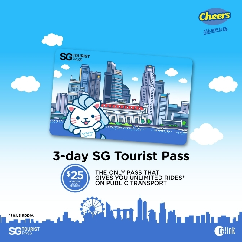 SG Tourist 3-Day Pass