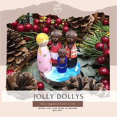 Ki.Li.O ART:  Jolly Dolly