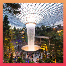 Native App – Jewel Changi Airport Attraction Tickets