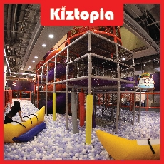 Kiztopia – Singapore's Largest Indoor Playground