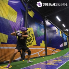 SuperPark – Singapore largest all-in-one Indoor activity park